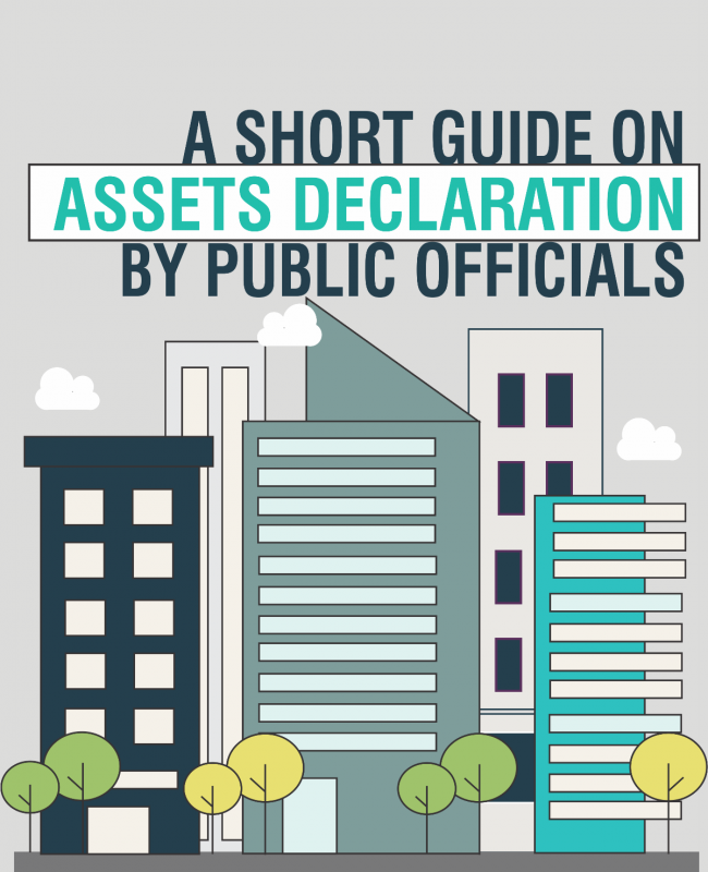 A short Guide on Assets Declaration By Public Office Holders