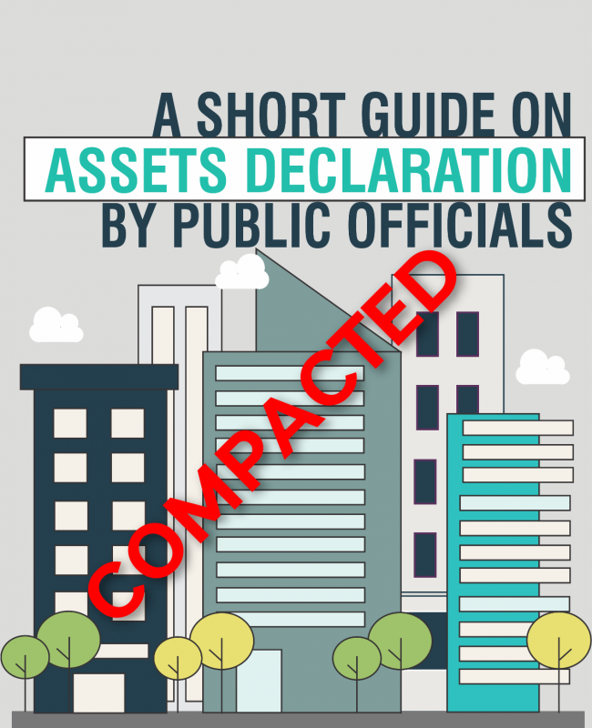 A short Guide on Assets Declaration By Public Office Holders_x